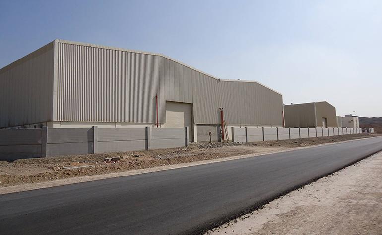 al ghail factory