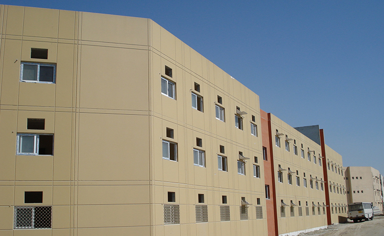labour accommodation